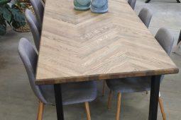 Giv dit hjem nyt liv med et plankebord