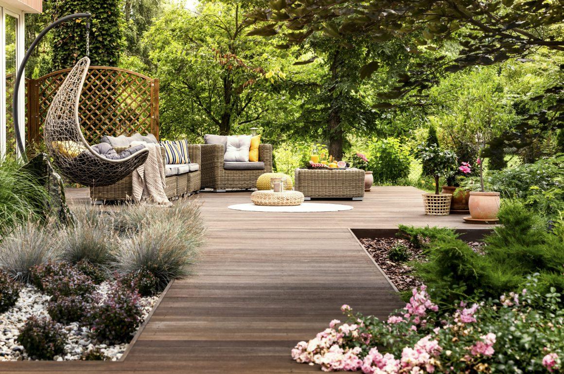vedligehold din træ terrasse